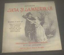 Donizetti Lucia di Lammermoor Maria Callas / Serafin Columbia FCX 840-841 2 lp