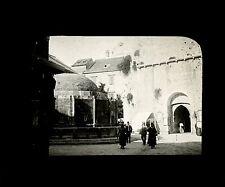 Croatie c. 1900 - RAGUSE Fontaine - Verre Positif - 57