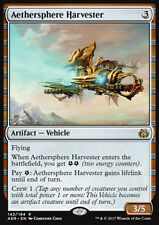 MTG AETHERSPHERE HARVESTER FOIL EXC MIETITORE DELL'ETERSFERA