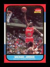 MICHAEL JORDAN 1996-97 Fleer ULTRA DECADE #U4 Rookie Card NM-MT * BOGO *