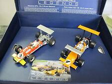 Scalextric  GP Legends  Set McLaren M7c + Team Lotus Type 49   Art.  C3544A