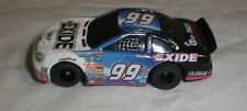 Tyco Ford Taurus Exide Stock car HO slot car nice condition