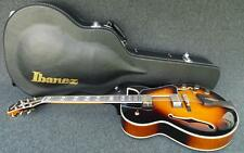 IBANEZ LGB30-VYS George Benson Signature JAZZ ARCHTOP ELECT HOLLOWBODY GUITAR