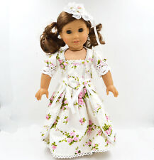 hot sell Fashion clothes dress for 18inch American girl doll party b134