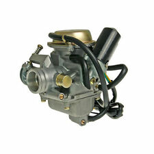 Carburetor 24mm Gy6 mo-ped 150cc street scooter vip sport 49cc 50cc Chinese moto