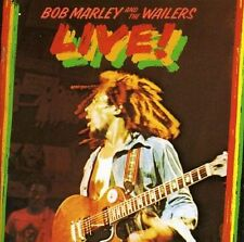 BOB MARLEY AND THE WAILERS LIVE AT THE LYCEUM BRAND NEW SEALED CD