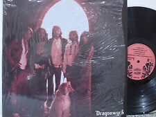 DRAGONWYCK Chapter 2 WORLD in SOUND PSYCH LP in shrink