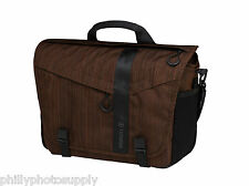 Tenba Messenger DNA 13 BAG COPPER Camera Bag   Quick Access to your gear fast!