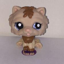 Littlest PetShop Chien CHOWCHOW CHOW CHOW 1983 DOG Pet Shop G21