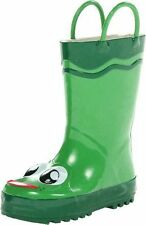 New Frog Western Chief Kids Rain Snow Boots Shoes Boy 13 youth