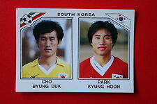 Panini MEXICO 86 N. 92 SOUTH KOREA  With back GOOD CONDITION!!