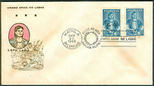1963 Philippines LAPU-LAPU First Day Cover - C