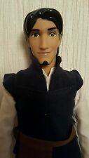Disney store Flynn Rider Tangled Rapunzel Prince Barbie style doll
