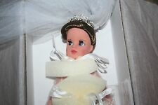 """TONNER SINDY BRIDAL BLISS 11"""" DOLL DRESSED w/ACCESSORIES LIMITED EDITION NEW"""