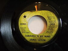 JAMES TAYLOR Carolina In My Mind APPLE 1805 Lbl Var.1 With Star *Unplayed!
