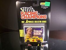 Sterling Marlin #4 Kodak Gold Film 1997 Chevrolet Pinnacle Card Series 1 / 19997