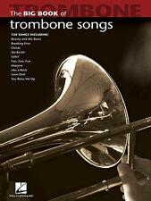 BIG BOOK OF TROMBONE SONGS SHEET MUSIC SONG BOOK NEW