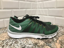 Nike Free Trainer 5.0 V6 AMP Size 11.5 Michigan State Spartans MSU 723939-
