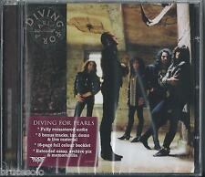 DIVING FOR PEARLS CD + 5 Bonus ROCK CANDY 2006 - SILENT RAGE-IRON MAIDEN-CRAAFT