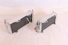 NEW RACING BRAND Suzuki RMZ450 RMZ 450 PRO Aluminum Radiator 05 2005 USA SHIP