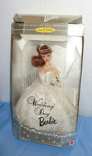 New Barbie Wedding Day Collector Edition 1961 Fashion Doll Reproduction Red Hair