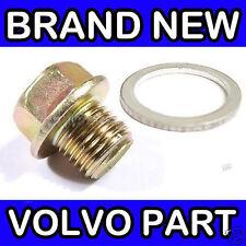 Volvo Oil Sump Drain Plug & Washer V70 C70 S60 S80 C30 V50 XC70 (Petrol/Diesel)