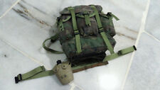 1:6 Military Forest Camo Backpack - Not Hot Toys or Sideshow Collectibles