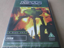 The Tripods - Series 1 (DVD, 2001, 2-Disc Set) BBC SCI-FI  NEW AND SEALED REG 2