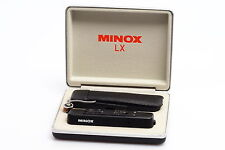 Minox LX Black