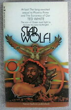 Star Wolf! (Qanar / The Quest of the Wolf #3) by Ted White PB Lancer 75252