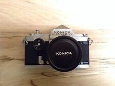 Konica Auto-Reflex 35mm SLR Film Camera with 52mm Lens Half or Full Frame