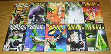 Green Arrow #1-75 VF/NM complete series + secret files - kevin smith - meltzer