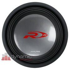 "ALPINE SWR-1542D Car Audio 15"" Type-R Series Dual 4 ohm Subwoofer 2,000 Watts"