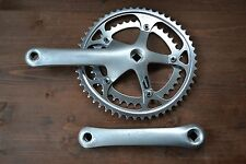 Shimano Exage 300 EX FC-A300 Double Chainset Crank Set Road 52/40T Biopace 170mm