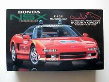 ROSSO 1/43 Honda NSX F-1 G.P. Marshal Car Plastic Model Kit