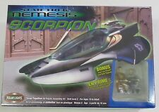 Polar Lights Star Trek Nemesis Scorpion Snap Kit