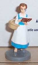 Disney Beauty & The Beast BELLE PVC Figure By Applause VHTF Vintage 90's