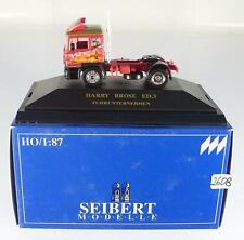 Herpa / Seibert Modelle 1/87 PC MAN Zugmaschine Harry Brose Edition 3 OVP #2608