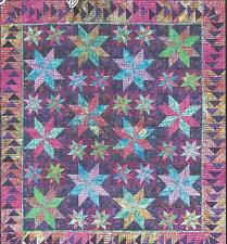 My 2 Baby Sisters foundation patper piecing quilt pattern by Judy Niemeyer