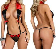 Sexy Women Ladies Sleepwear Hot Lingerie Nightwear Underwear Babydoll G-String