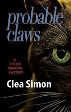 Probable Claws (Theda Krakow Series)-ExLibrary