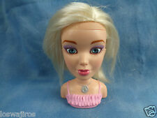 McDonald's 2011 Spin Master Liv Styling Head Doll Blonde Hair 3 1/2""