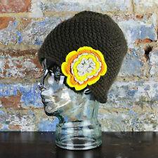 Billabong Poco Beanie Warm Winter hat in Brown one size
