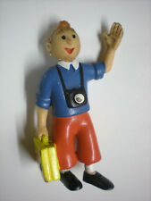 Figurine Tintin Comics Spain 1986 Tim Kuifje Hergé