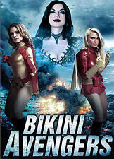 Bikini Avengers, Good DVD, Jacqui Holland, Sarah Hunter, Beverly Lynne, Erika Jo