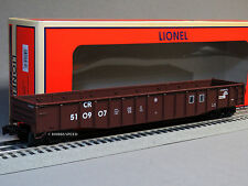 LIONEL CONRAIL SCALE PS-5 GONDOLA 6-82670 o gauge train car 6-82671 NEW