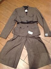 NEXT CULOTTES SUIT BNWT WORK OFFICE & EVERYDAY