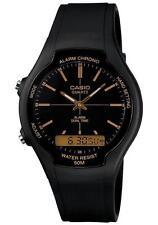 Casio aw-90h-9evef Correa de Resina Dual Time Alarma Calendario PVP £ 30,00