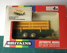 BRITAINS 1/32 ANIMAL TRAILER (9555) VER FOTO