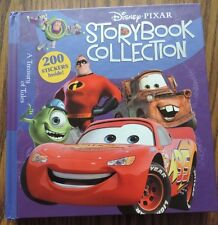 Disney Pixar Storybook Collection: CARS Monsters Inc. Incredibles!